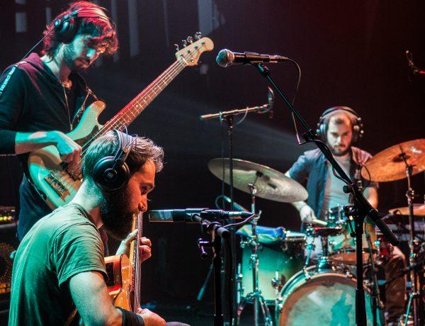 Mihael Hrustelj Trio